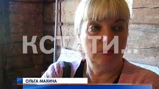 Ведром фекалий встретила судебных приставов жительница Заволжья