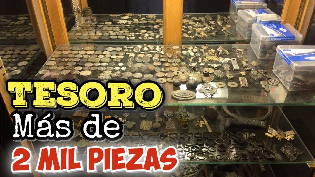 Encuentra *TESORO* Invaluable con Detector de Metales!!!