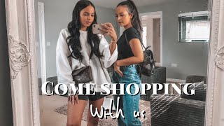 WHATS NEW IN!! ZARA,PRIMARK AND H&M AUTUMN TRY ON - AYSE AND ZELIHA