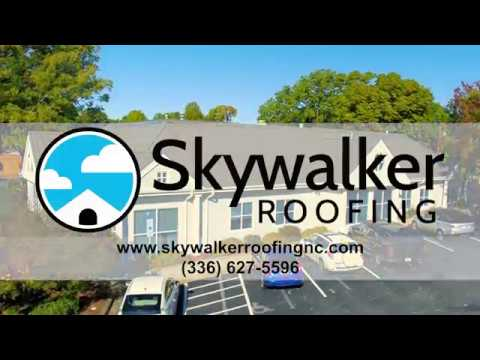 Metal Roofing Contractors Greensboro, NC - Skywalker Roofing Company
