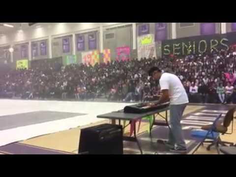 High School Piano Still DRE