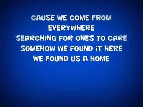 Keke Palmer - We Are Lyrics (Ice Age 4)