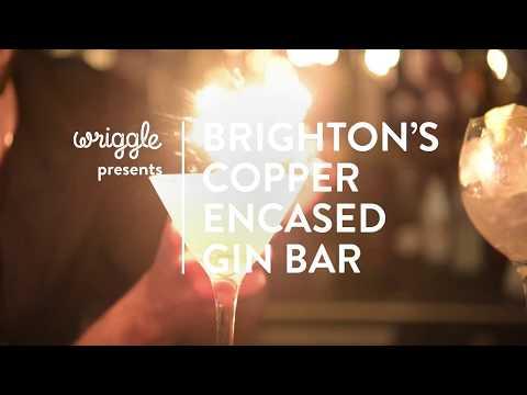 Gin Tub: Brighton's Copper Encased Gin Bar