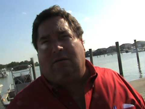 BP Oil Spill:  Frustrated Plaquemines Parish President Nungesser Lashes  Out