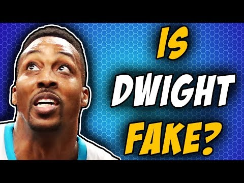 NBA Thinks Dwight Howard Is A Team Cancer?