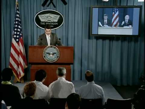 OASD: Defense Department Briefing on Progress of Reconstruct