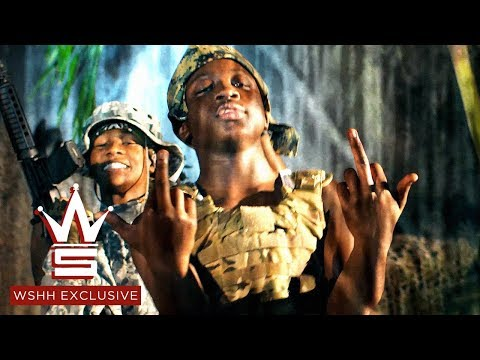 "C Glizzy ""Thuggin"" (WSHH Exclusive - Official Music Video)"