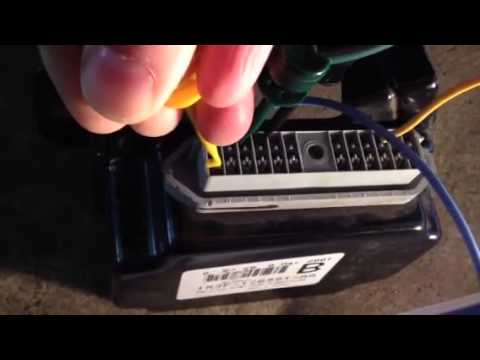 Mustang AC circuit troubleshooting AC relay in CCRM - YouTube