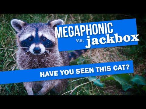 Megaphonic vs. Jackbox: