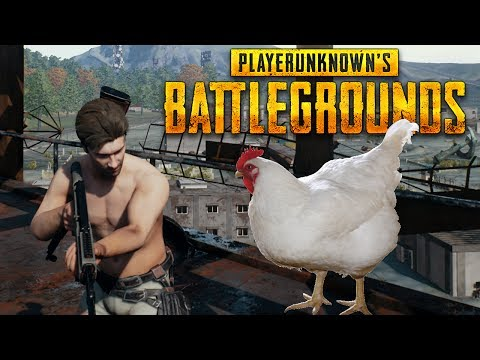 PLAYER UNKNOWN BATTLEGROUNDS #18: 9/10 Games Gas Is Opposite