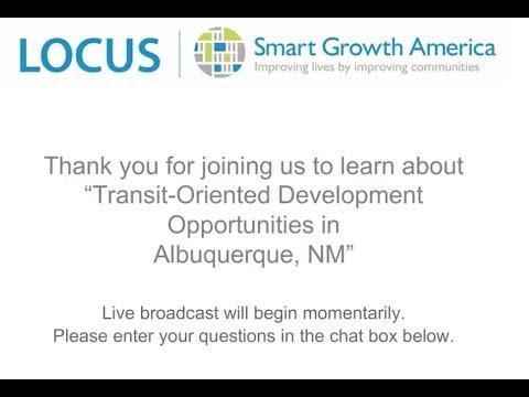 TOD Opportunities in Albuquerque, NM
