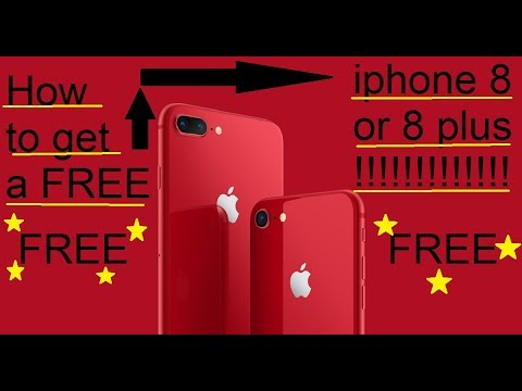 how to get a iphone 8 for 1
