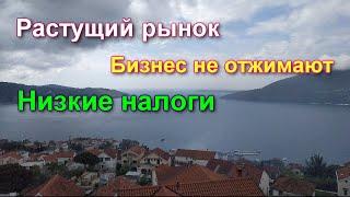 Особенности бизнеса в Черногории