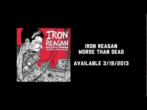 IRON REAGAN Lists The Top 10 Reasons You Should Buy Their Album