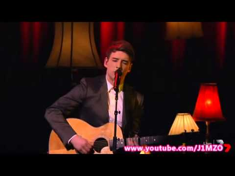 Taylor Henderson - Week 4 - Live Show 4 - The X Factor Australia 2013 Top 9