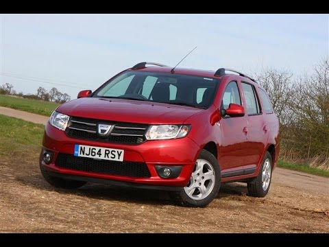 dacia logan mcv 2015 car review youtube. Black Bedroom Furniture Sets. Home Design Ideas