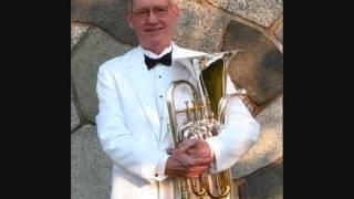 Euphonium Solo: Hungarian Melodies - David Werden