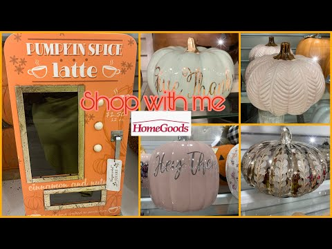 Homegoods*New Fall and Halloween Decor July 29,2019 👻 🎃