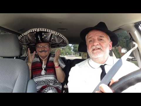 Trump song Car Karaoke Closing the Border
