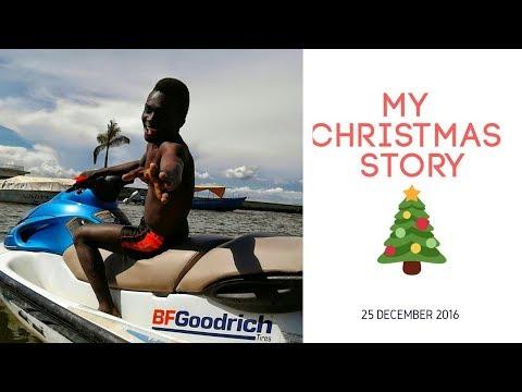 Amini Cishugi - Christmas Sunday at Wonder world, Kampala (Bikini)