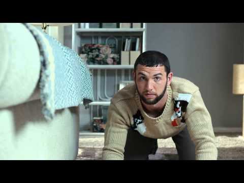 Hide And Seek Andrew Luck Commercial   DIRECTV NFL SUNDAY TICKET