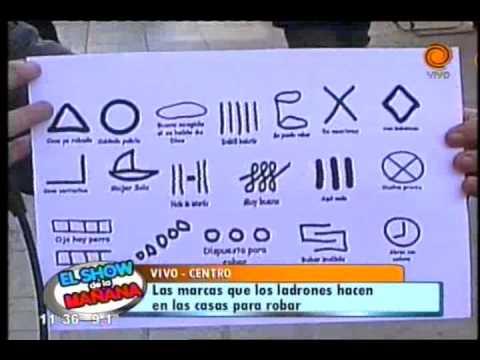 marcas que dejan los ladrones para robar casas 24 07 2014
