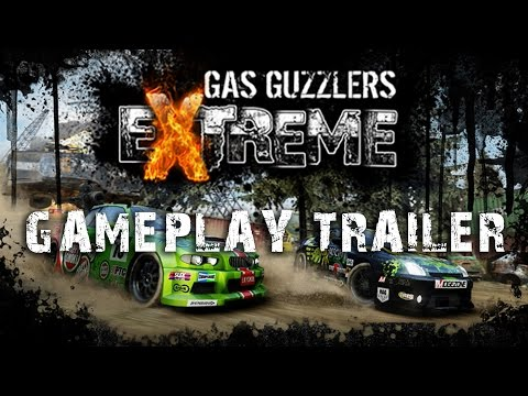 Gas Guzzlers Extreme - Gameplay Trailer