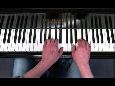 Over the rainbow - Israel Kamakawiwo'ole, easy piano cover with legal download link