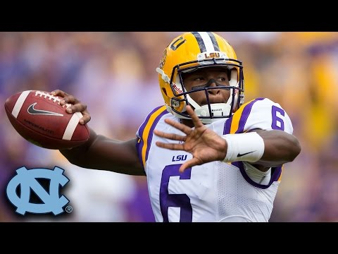 Brandon Harris: UNC Dual-Threat QB | ACC Football Spring Spotlight