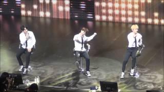 Download lagu 141116 BTS THE RED BULLET in Tokyo 여가 봐 Jungkook&Jimin&V Focus