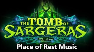 place of rest music legion patch 72