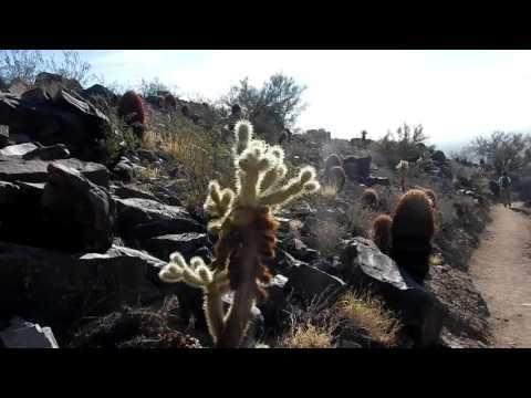 Hiking Arizona - Skyline Regional Park