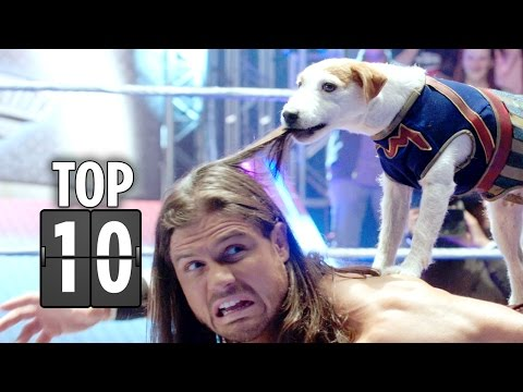 Russell Madness Top 10 Wrestling Moves (2015) - Family Movie HD