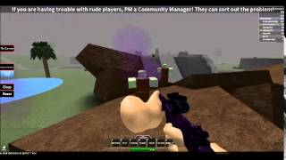 ROBLOX Stranded on Earth: The First Strike EPCWN PAP GUN