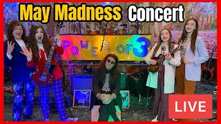 May Madness Concert - K3 Sisters Band LIVE 5/22/21