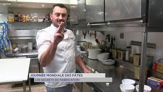 Journée mondiale des pâtes : les secrets des restaurants italiens !