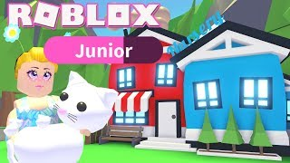 Early Look at Pets! Roblox: Adopt ME! ~ My First Pet!