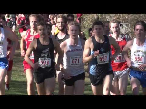 Highlights: Men's Cross Country NCAA Mideast Regionals
