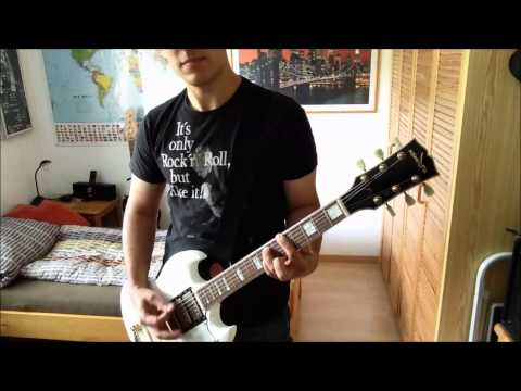 Bad Religion - Dharma and the Bomb (Cover by: MrDave)