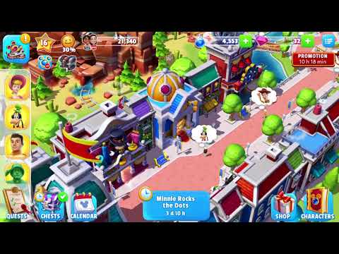 Disney Magic Kingdoms Level 16 NEW changes!