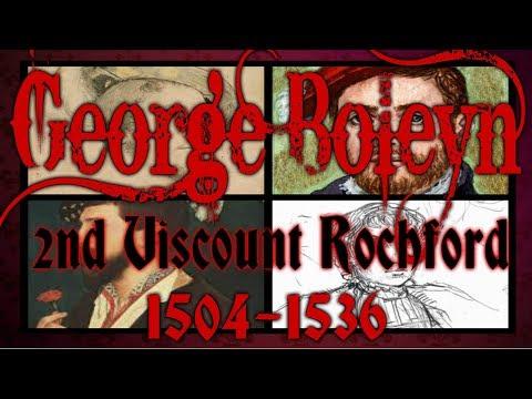 George Boleyn 2nd Viscount Rochford 1504 1536 brother of Anne Boleyn