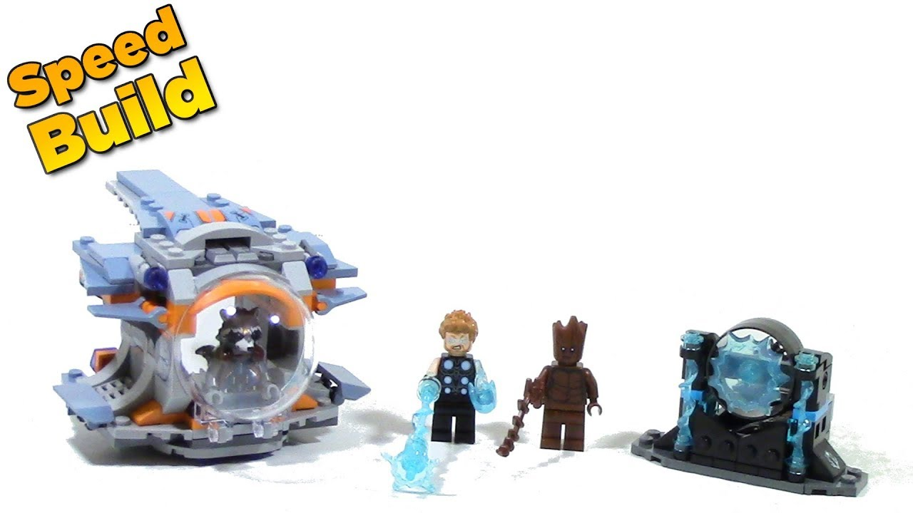 marvel lego quests