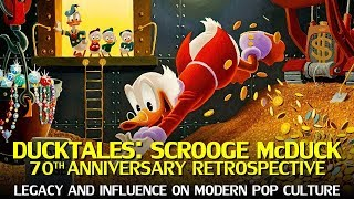 Ducktales: Uncle Scrooge McDuck 70th Anniversary Retrospective
