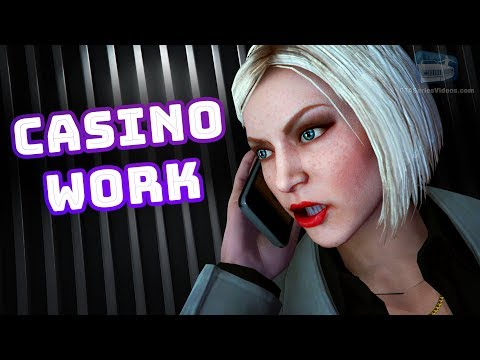 GTA Online - All Casino Work Missions [Ms. Agatha Baker Work]