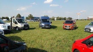 Bemutatjuk a Ford áru- és személyszállító haszongépjárművek teljes modellpalettáját