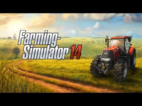 Official Farming Simulator 14 Teaser Trailer