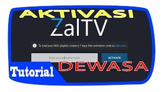 ZAL TV FILM dan TV Online 18++