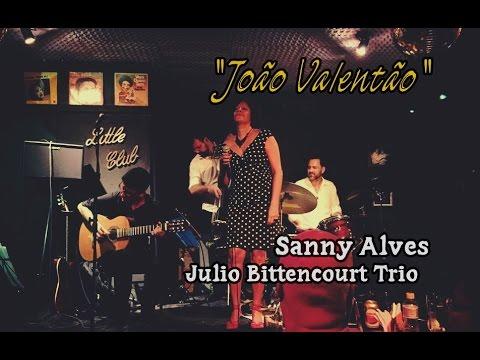 Sanny Alves Feat  Julio Bittencourt Trio  Beco das Garrafas -RJ
