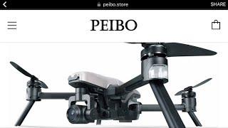 PEIBO Vitus Lite $99 3 axis gimbal GPS gesture mode brushless motors