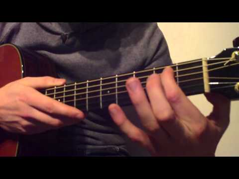 Rihanna - We Found Love (Guitar Tutorial - TABS + CHORDS)